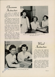 Page 17, 1947 Edition, Queen of Angels College of Nursing - Liber Reginae Yearbook (Los Angeles, CA) online yearbook collection