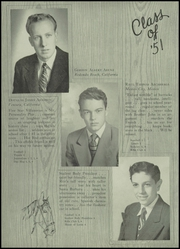 Page 10, 1951 Edition, Villanova Preparatory School - Villanovan Yearbook (Ojai, CA) online yearbook collection
