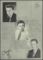 Page 11, 1951 Edition, Villanova Preparatory School - Villanovan Yearbook (Ojai, CA) online yearbook collection