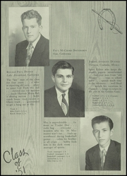 Page 12, 1951 Edition, Villanova Preparatory School - Villanovan Yearbook (Ojai, CA) online yearbook collection