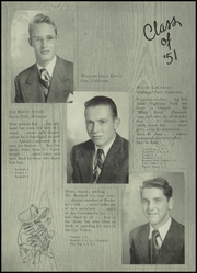 Page 14, 1951 Edition, Villanova Preparatory School - Villanovan Yearbook (Ojai, CA) online yearbook collection