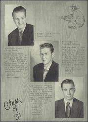 Page 15, 1951 Edition, Villanova Preparatory School - Villanovan Yearbook (Ojai, CA) online yearbook collection