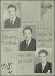 Page 16, 1951 Edition, Villanova Preparatory School - Villanovan Yearbook (Ojai, CA) online yearbook collection