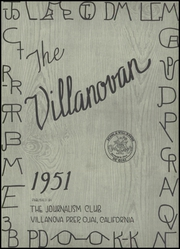 Page 3, 1951 Edition, Villanova Preparatory School - Villanovan Yearbook (Ojai, CA) online yearbook collection