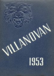 Villanova Preparatory School - Villanovan Yearbook (Ojai, CA) online yearbook collection, 1953 Edition, Page 1