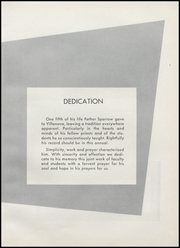 Page 15, 1954 Edition, Villanova Preparatory School - Villanovan Yearbook (Ojai, CA) online yearbook collection