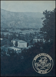 Page 3, 1954 Edition, Villanova Preparatory School - Villanovan Yearbook (Ojai, CA) online yearbook collection
