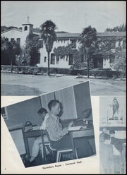 Page 6, 1954 Edition, Villanova Preparatory School - Villanovan Yearbook (Ojai, CA) online yearbook collection