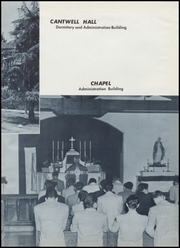 Page 7, 1954 Edition, Villanova Preparatory School - Villanovan Yearbook (Ojai, CA) online yearbook collection
