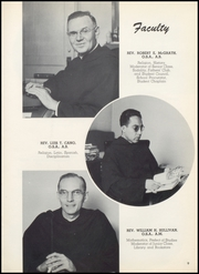 Page 13, 1957 Edition, Villanova Preparatory School - Villanovan Yearbook (Ojai, CA) online yearbook collection