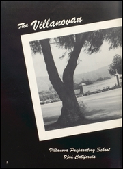 Page 6, 1957 Edition, Villanova Preparatory School - Villanovan Yearbook (Ojai, CA) online yearbook collection