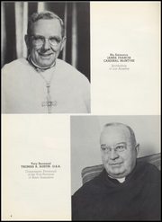 Page 8, 1957 Edition, Villanova Preparatory School - Villanovan Yearbook (Ojai, CA) online yearbook collection