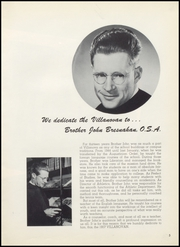 Page 9, 1957 Edition, Villanova Preparatory School - Villanovan Yearbook (Ojai, CA) online yearbook collection