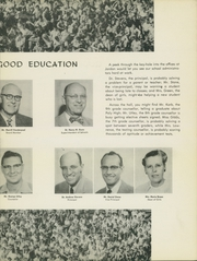 Page 9, 1955 Edition, David Starr Jordan Junior High School - Dolphin Yearbook (Palo Alto, CA) online yearbook collection
