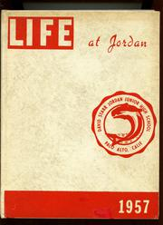 1957 Edition, David Starr Jordan Junior High School - Dolphin Yearbook (Palo Alto, CA)