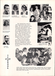 Page 12, 1963 Edition, David Starr Jordan Junior High School - Dolphin Yearbook (Palo Alto, CA) online yearbook collection