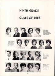 Page 14, 1963 Edition, David Starr Jordan Junior High School - Dolphin Yearbook (Palo Alto, CA) online yearbook collection