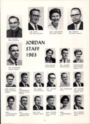 Page 9, 1963 Edition, David Starr Jordan Junior High School - Dolphin Yearbook (Palo Alto, CA) online yearbook collection