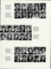 Page 17, 1969 Edition, David Starr Jordan Junior High School - Dolphin Yearbook (Palo Alto, CA) online yearbook collection