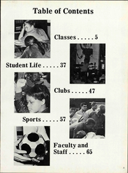 Page 9, 1969 Edition, David Starr Jordan Junior High School - Dolphin Yearbook (Palo Alto, CA) online yearbook collection