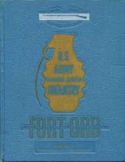 US Army Training Center Fort Ord - Yearbook (Fort Ord, CA) online yearbook collection, 1958 Edition, Page 1