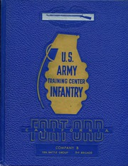 US Army Training Center Fort Ord - Yearbook (Fort Ord, CA) online yearbook collection, 1959 Edition, Page 1