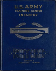 US Army Training Center Fort Ord - Yearbook (Fort Ord, CA) online yearbook collection, 1961 Edition, Page 1