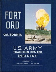 US Army Training Center Fort Ord - Yearbook (Fort Ord, CA) online yearbook collection, 1963 Edition, Page 1