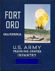 US Army Training Center Fort Ord - Yearbook (Fort Ord, CA) online yearbook collection, 1965 Edition, Page 1