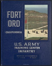 US Army Training Center Fort Ord - Yearbook (Fort Ord, CA) online yearbook collection, 1969 Edition, Page 1