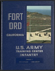 US Army Training Center Fort Ord - Yearbook (Fort Ord, CA) online yearbook collection, 1970 Edition, Page 1