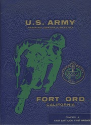 US Army Training Center Fort Ord - Yearbook (Fort Ord, CA) online yearbook collection, 1972 Edition, Page 1