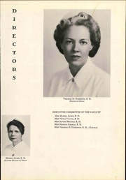 Page 11, 1942 Edition, St Lukes Hospital School of Nursing - Blu Chambray Yearbook (San Francisco, CA) online yearbook collection