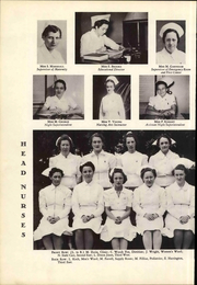 Page 12, 1942 Edition, St Lukes Hospital School of Nursing - Blu Chambray Yearbook (San Francisco, CA) online yearbook collection