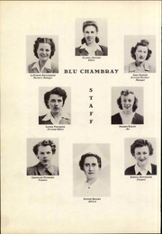 Page 14, 1942 Edition, St Lukes Hospital School of Nursing - Blu Chambray Yearbook (San Francisco, CA) online yearbook collection