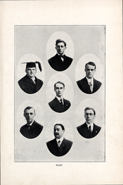 Page 9, 1909 Edition, University of the Pacific School of Dentistry - Chips Yearbook (San Francisco, CA) online yearbook collection