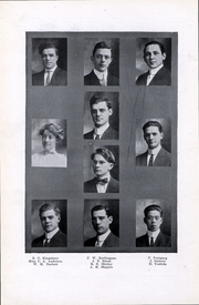 Page 6, 1912 Edition, University of the Pacific School of Dentistry - Chips Yearbook (San Francisco, CA) online yearbook collection