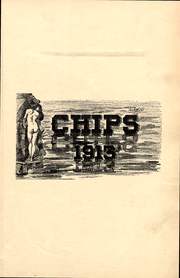 Page 3, 1913 Edition, University of the Pacific School of Dentistry - Chips Yearbook (San Francisco, CA) online yearbook collection