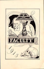 Page 6, 1913 Edition, University of the Pacific School of Dentistry - Chips Yearbook (San Francisco, CA) online yearbook collection