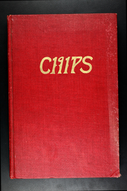 University of the Pacific School of Dentistry - Chips Yearbook (San Francisco, CA) online yearbook collection, 1917 Edition, Page 1