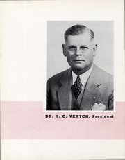 Page 7, 1941 Edition, University of the Pacific School of Dentistry - Chips Yearbook (San Francisco, CA) online yearbook collection