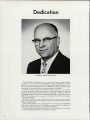 Page 10, 1961 Edition, University of the Pacific School of Dentistry - Chips Yearbook (San Francisco, CA) online yearbook collection
