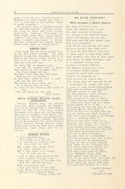 Page 16, 1921 Edition, Garfield Junior High School - Gleaner Yearbook (Berkeley, CA) online yearbook collection
