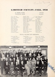 Page 6, 1938 Edition, Garfield Junior High School - Gleaner Yearbook (Berkeley, CA) online yearbook collection