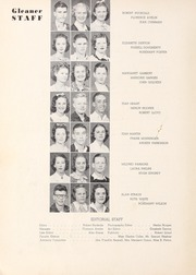 Page 8, 1938 Edition, Garfield Junior High School - Gleaner Yearbook (Berkeley, CA) online yearbook collection