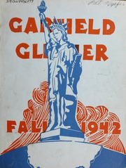 Garfield Junior High School - Gleaner Yearbook (Berkeley, CA) online yearbook collection, 1942 Edition, Page 1
