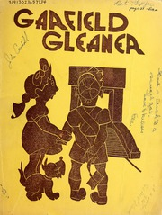 Page 1, 1943 Edition, Garfield Junior High School - Gleaner Yearbook (Berkeley, CA) online yearbook collection