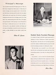 Page 7, 1943 Edition, Garfield Junior High School - Gleaner Yearbook (Berkeley, CA) online yearbook collection