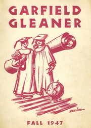 Page 1, 1947 Edition, Garfield Junior High School - Gleaner Yearbook (Berkeley, CA) online yearbook collection