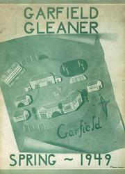 Page 1, 1949 Edition, Garfield Junior High School - Gleaner Yearbook (Berkeley, CA) online yearbook collection